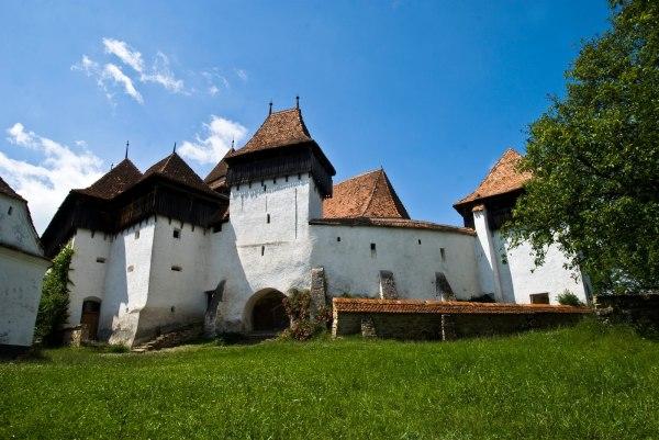 Viscri-Romania